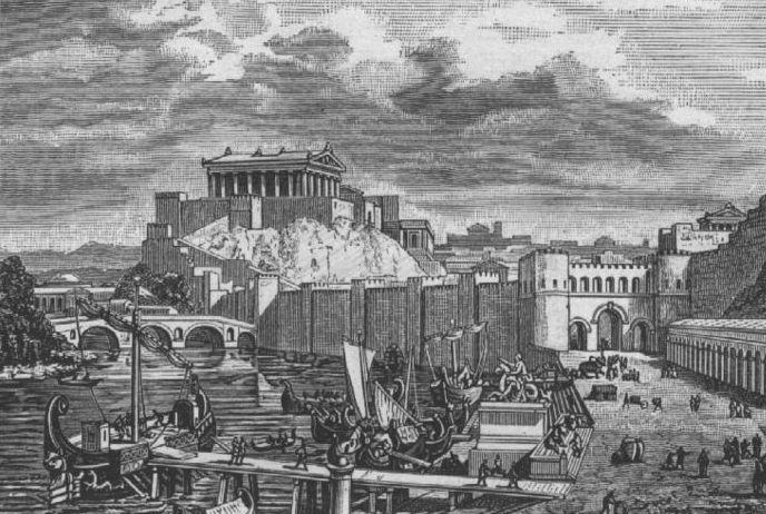 Templo Jupiter optimo maximo