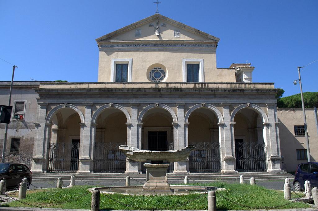 santa maria in dominica