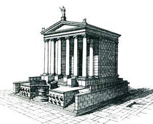 templo del divino julio