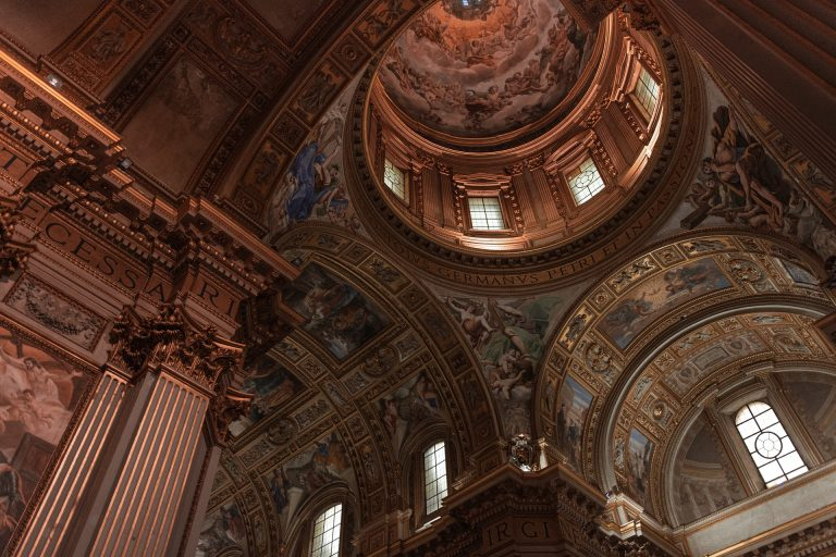 BASÍLICAS E IGLESIAS DE ROMA
