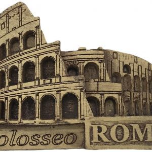 IMÁN COLISEO ROMA 3D