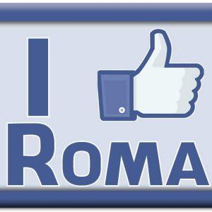 IMÁN I LIKE ROMA FB