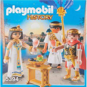 PLAYSET ROMANOS Y EGIPCIOS