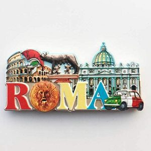 IMÁN ROMA 3D SOUVENIR